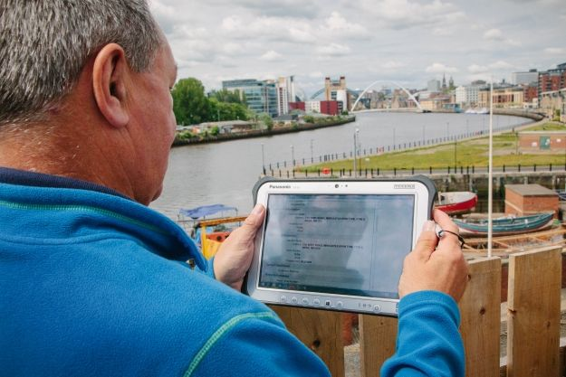 NWL deploys 500 Panasonic Toughpad tablets for field workforce