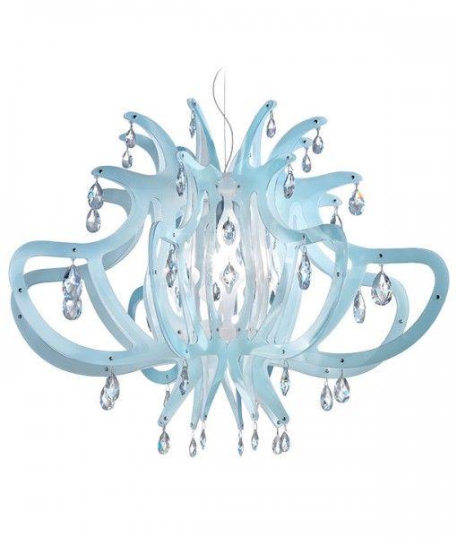 Medusa Suspension Blue:Gel