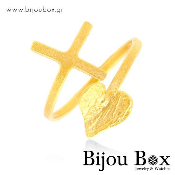 Ring bronze gold plated KARMA Δαχτυλίδι μπρούτζο επίχρυσο KARMA Check out now... www.bijoubox.gr #BijouBox #Ring #Δαχτυλίδι #Handmade #Χειροποίητο #Greece #Ελλάδα #Greek #Κοσμήματα #MadeinGreece #Gold #jwlr #Jewelry #Fashion
