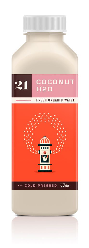 Kaffe 1668 Juice #packaging #typography in Packaging With Nice Type