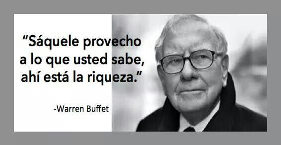 www.inteligencia-exitosa.org  #warrenbuffett #warrenbuffettquotes #kurttasche