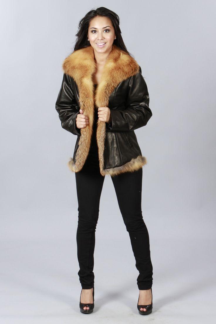 20 Best Fur Fashion Images On Pinterest Fur Fashion
