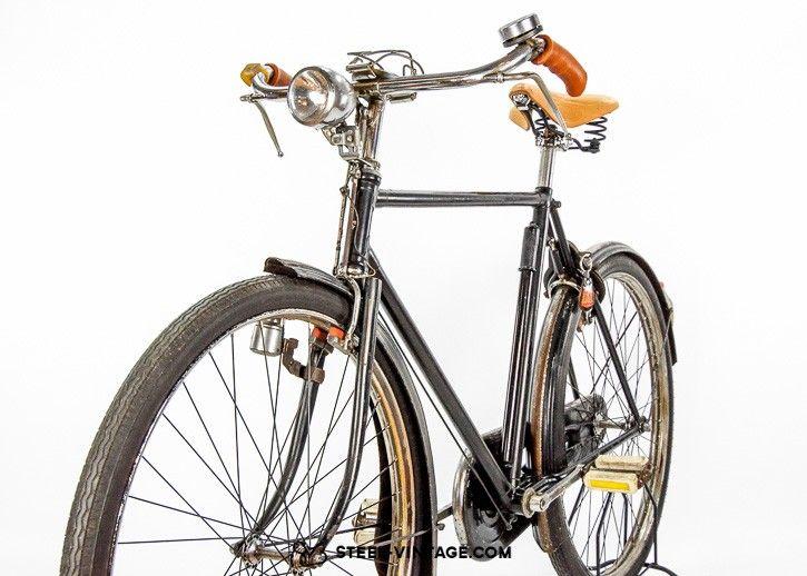 "Steel Vintage Bikes - Umberto Dei ""Modello Oro"" Classic Bicycle 1950s"