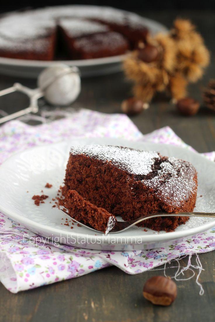 Ricetta della torta castagnaccio pugliese