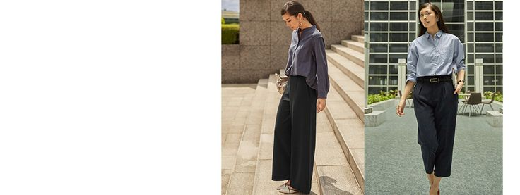 Women's Featured Fall Trends: Wear to Work   UNIQLO US