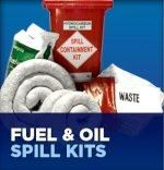 Hydrocarbon (Fuel & Oil) Spill Kits  - Ecospill - Ecospill Hydrocarbon (Fuel & Oil) Spill Kits are suitable for fuel, oil, petroleum, cooking oil and other messy liquid spills. Buy online now! For More Information visit for https://www.ecospill.com.au/products/spill-kits/fuel-oil-spill-kits/