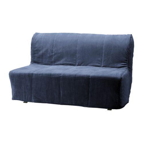 LYCKSELE LÖVÅS 2-zits slaapbank - -, Henån blauw - IKEA