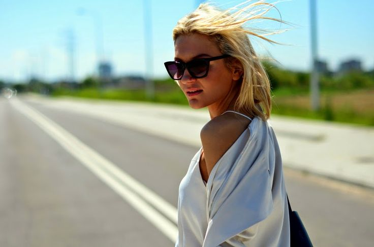 tamagdaa.blogspot.com wearing Mohito sunglasses #mohito #fashion #streetstyle