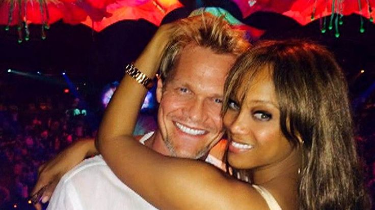 Tyra Banks welcomes 'miracle baby boy', York , via surrogate with boyfriend Erik Asla - TODAY.com