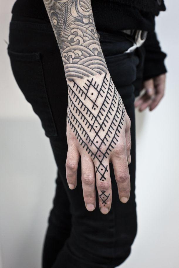 hand #tattoo