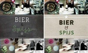 Pitch voor Heineken - kookboek