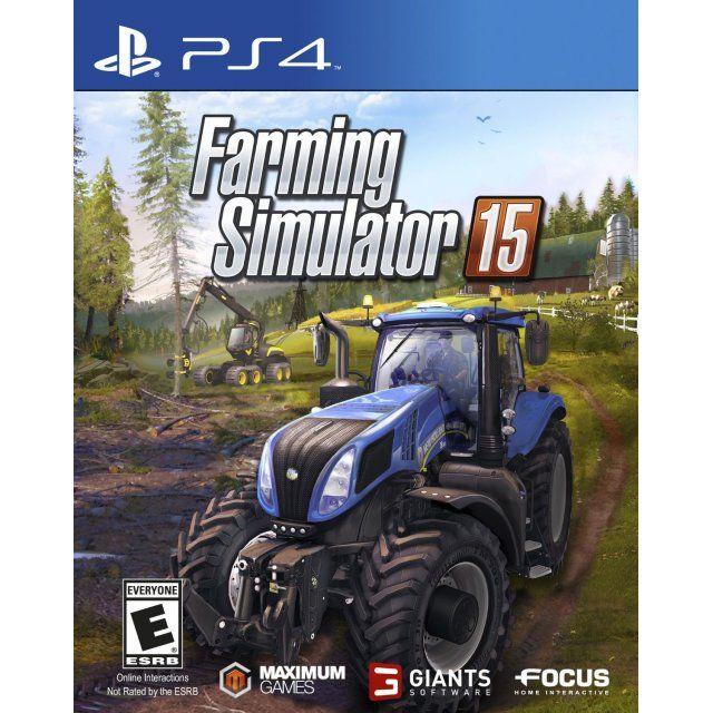 Farming Simulator 15 2020 Goruntuler Ile Ciftlikler Oyun