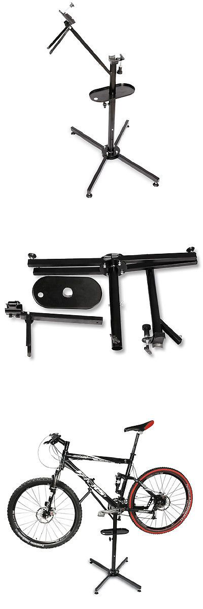 Bicycle Stands and Storage 158997: Rad Cycle Products Pro Mechanic Bicycle Repair Stand Freestanding Bike Rack -> BUY IT NOW ONLY: $49.99 on eBay!