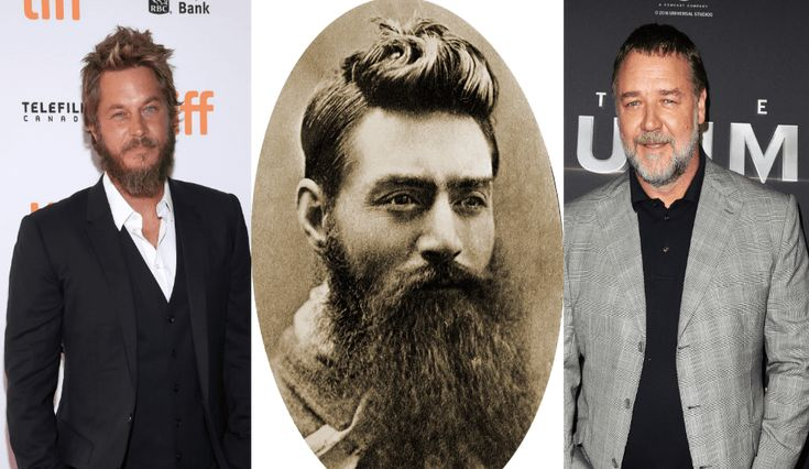 Travis Fimmel And Russell Crowe Return To Australia To Film 'True History Of The Kelly Gang'