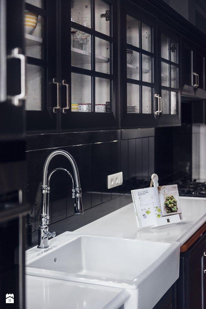 Zdjęcie: Kuchnia styl Klasyczny - Kuchnia - Styl Klasyczny - SIKORA WNĘTRZA