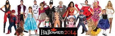 Blogul Dianei: Costume de Halloween la moda in 2014