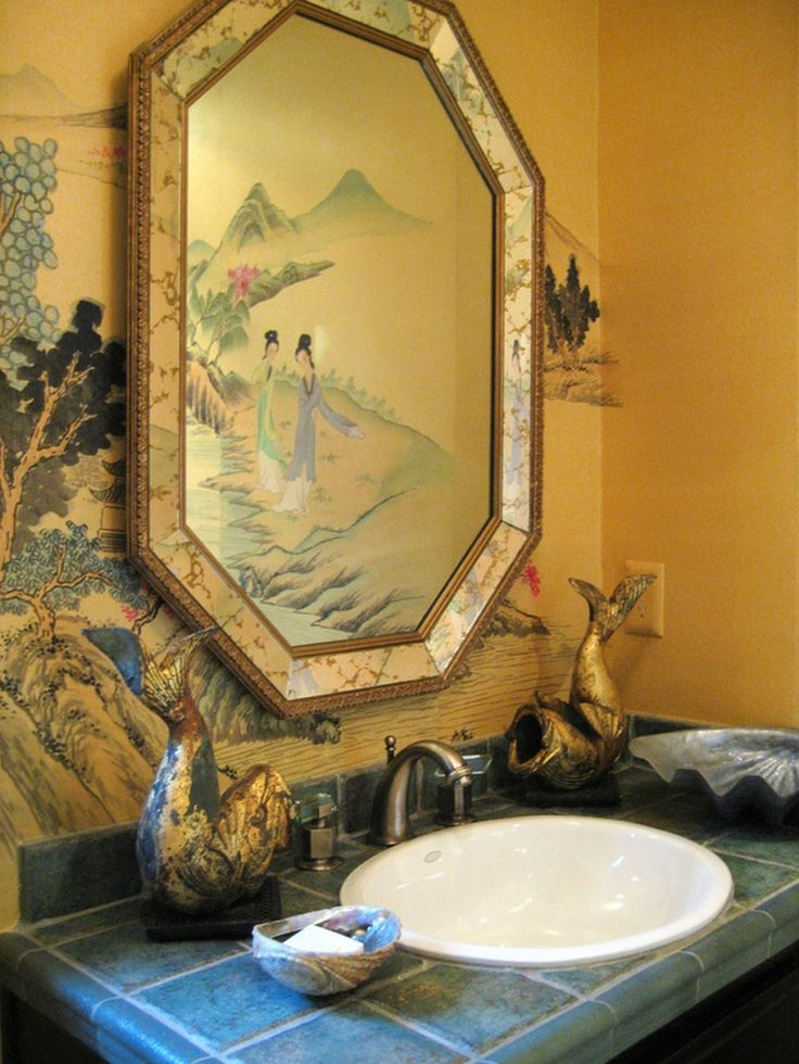 167 best images about asian wallpaper on pinterest asian for Cypress gardens mural