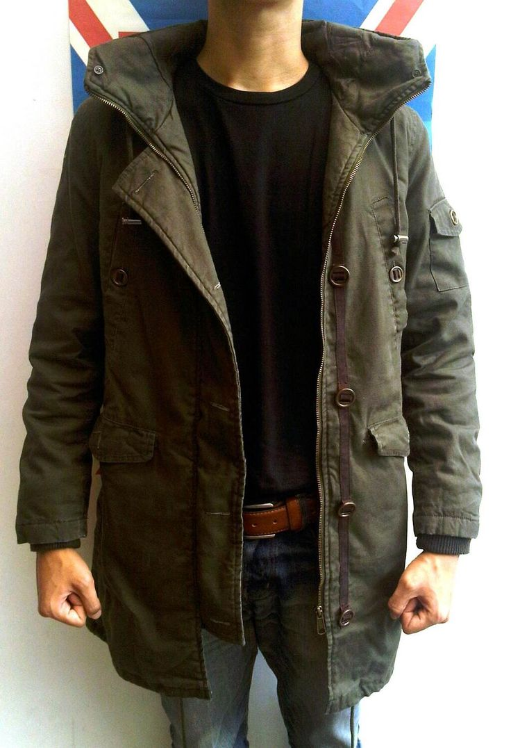 ONE ROOM | MILITARY JACKET | size M (fit S) | IDR 199.000 | 95% condition