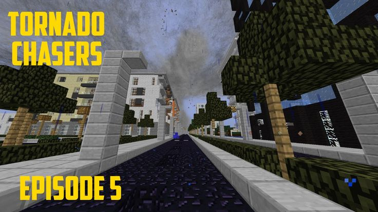 Minecraft The Tornado Chasers Series~ Episode 5