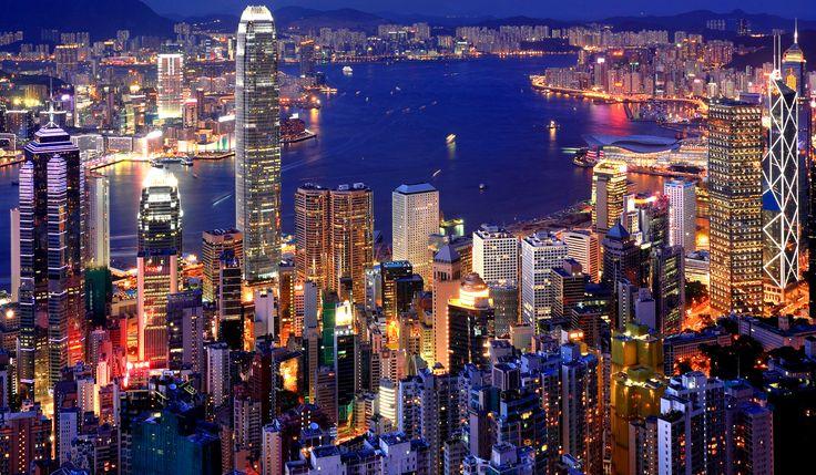 Subastan en Hong Kong la propiedad más costosa del mundo @alvarodabril