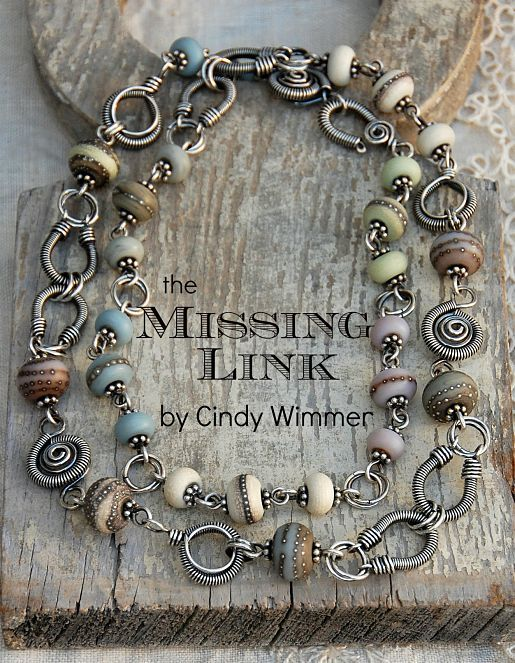 #themissinglink The Missing LInk by Cindy Wimmer If this doesn't inspire.... nothing will