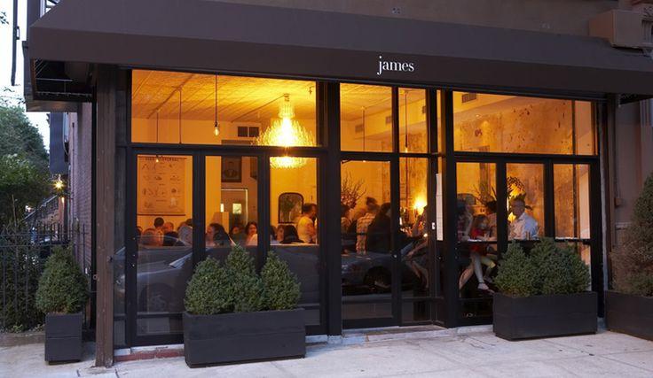 Gallery james date night restaurants restaurant new