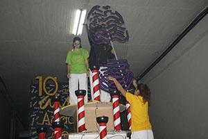 Academia de Danza Ainhoa. Domingo de Carnaval 2013.