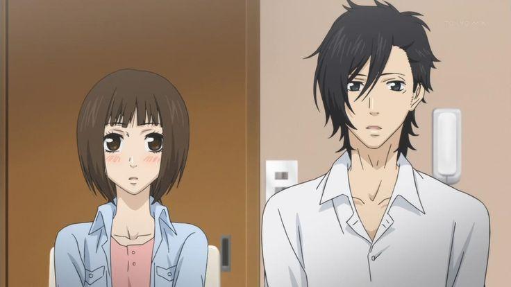say i love you anime mei and yamato | Our main characters, Tachibana Mei and Kurosawa Yamato