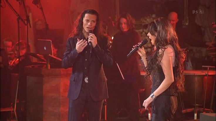 SARAH BRIGHTMAN with FERNANDO LIMA PASION HD live HD