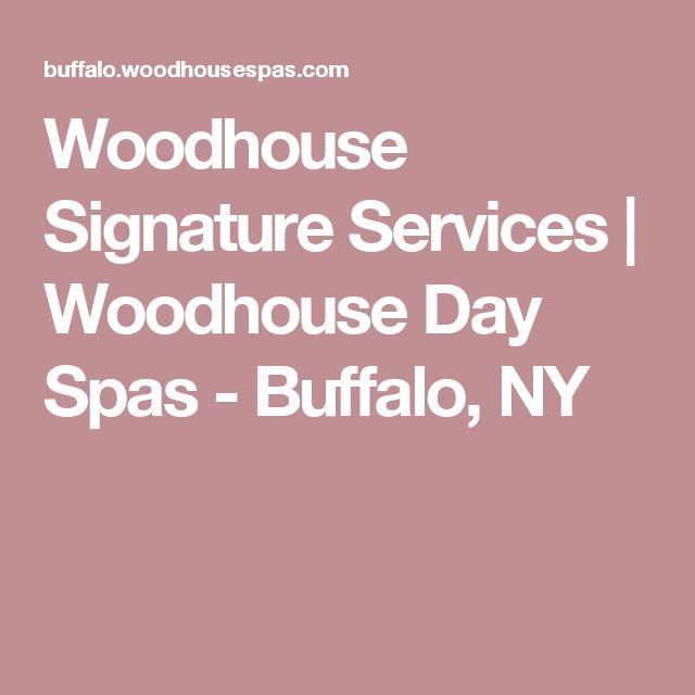 Woodhouse Signature Services | Woodhouse Day Spas - Buffalo, NY