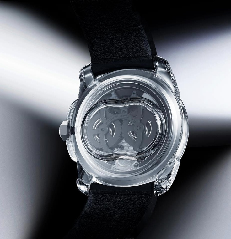 CARTIER ID TWO CONCEPT WATCH, fondello
