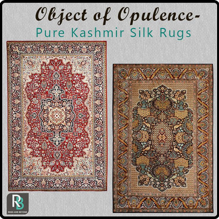 Add style and luxe to any room with beautiful handmade silk rugs  and carpet. #interiordesign #handmaderugs #rugsandbeyond #homedecor #love #true #freeshipping #homedesign