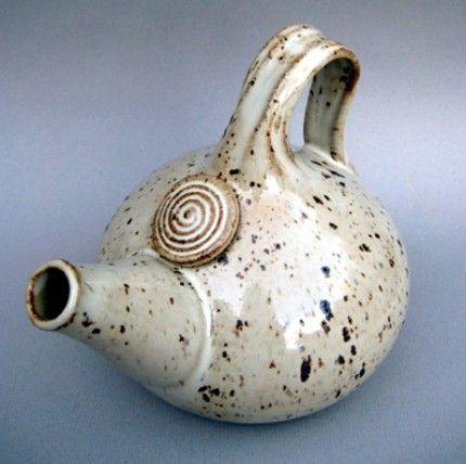beautiful teapot form