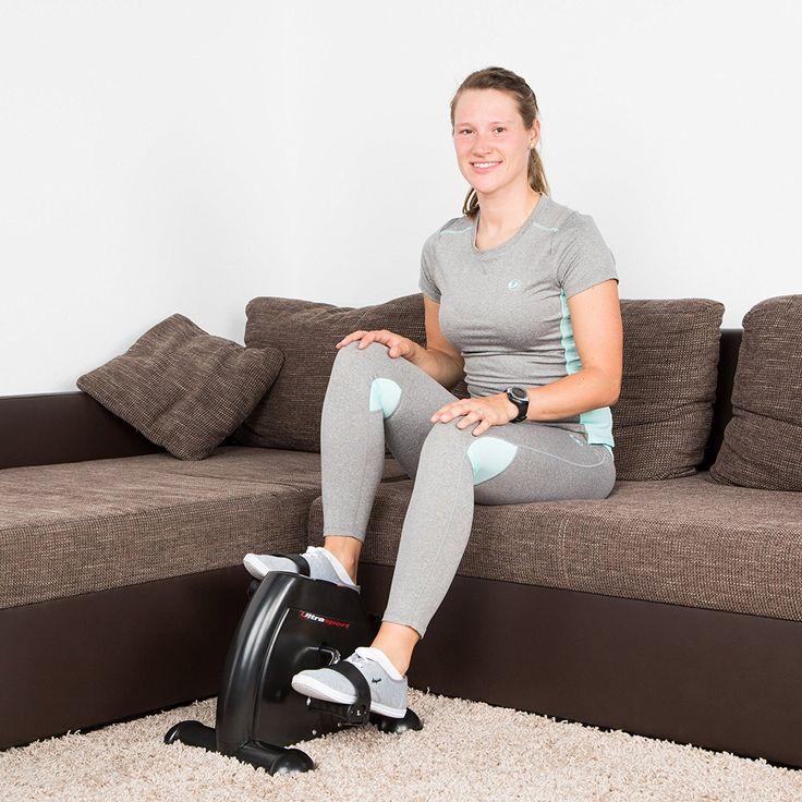 Ultrasport Mini Bike , Arm- und Beintrainer, Heimtrainer, Minifahrrad, 36 x 36 x 29cm: Amazon.de: Sport & Freizeit