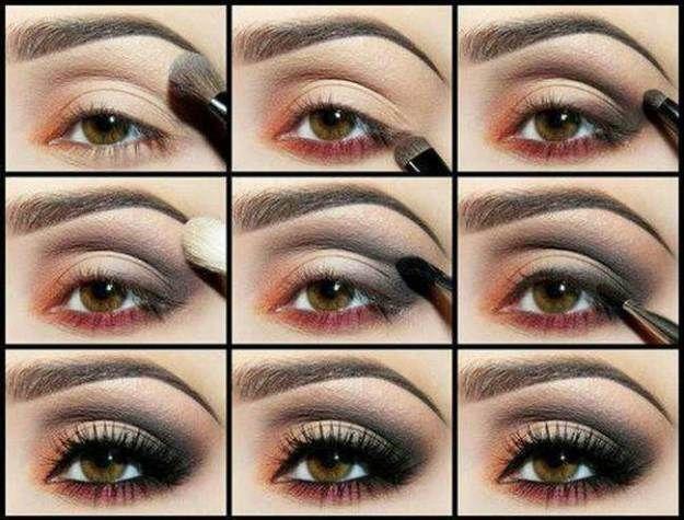 Pic-tutorial e makeup da urlo… ma c'è il 'trucco'! - | ClioMakeUp Blog / Tutto su Trucco, Bellezza e Makeup ;)