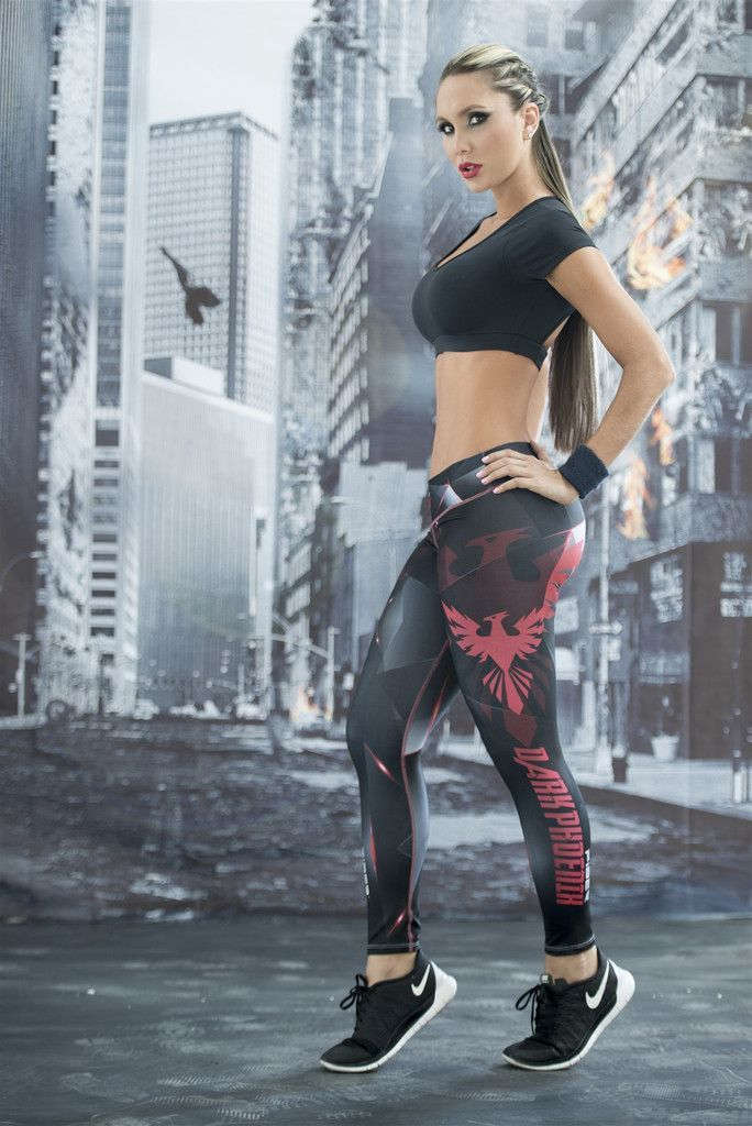 Dark Phoenix - X-Men - Super Hero Leggings - Fiber - Roni Taylor Fit  - 3 These Dark Phoenix Super Hero Leggings from Fiber are great for working out, casual wear or even dressing up for Halloween. You will love these exclusive leggings that are made from the highest quality materials to make sure they look great, feel even better and last longer than you ever thought possible. Limited Edition and once they are sold out they will not be back again!