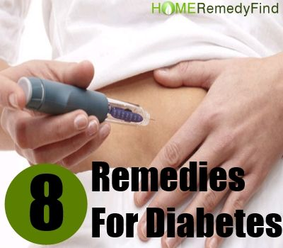 Few Very Effective Home Remedies For Diabetes