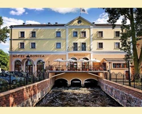 Hotel Boncza (***)  MAKRAM BEN ABDALLAH DE TRIZIO has just reviewed the hotel Hotel Boncza in Szczecin - Poland #Hotel #Szczecin