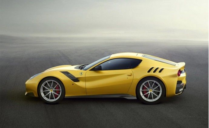 Ferrari F12 TDF Price Cost Buy