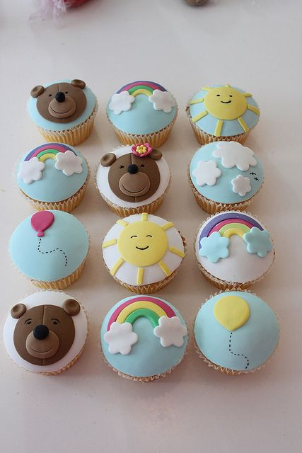 Teddy bears and sunshine class by Sharon Wee Creations, via Flickr