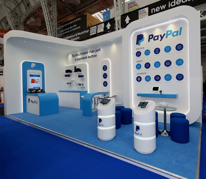 Custom Stand Design, Modular & System Built Exhibition Stands, Exhibition Stand Designers Specialists - Mems International