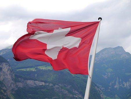 Schweiz, Flagge, Schweizer Flagge