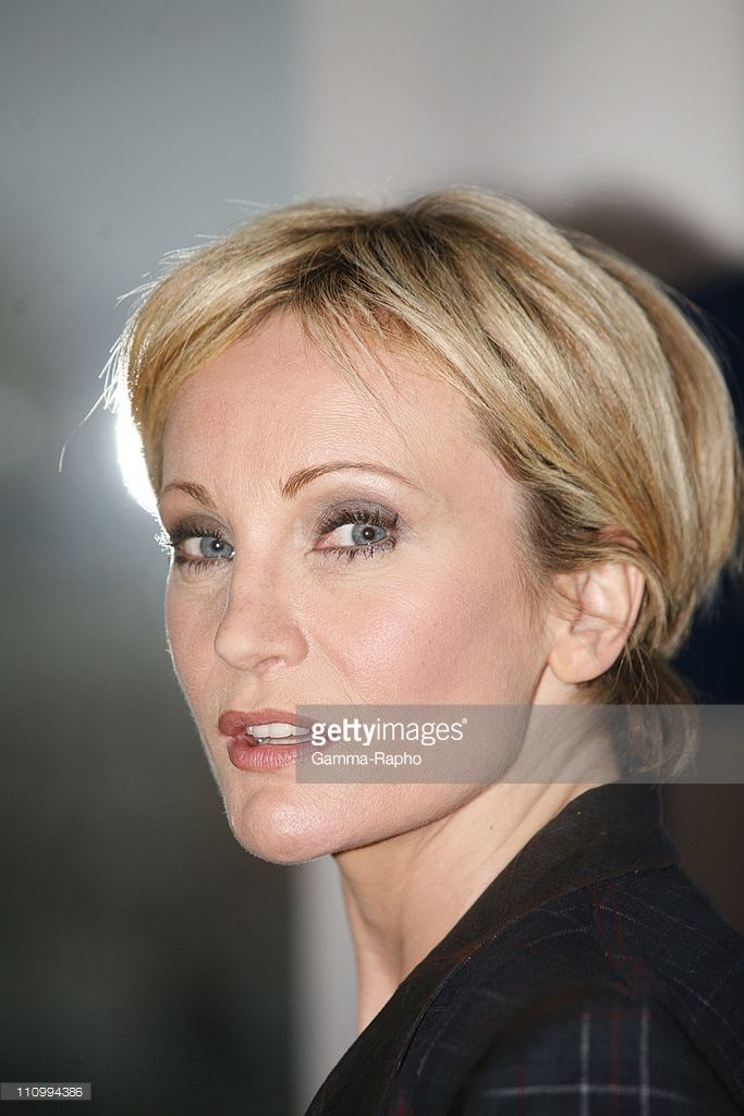 Patricia Kaas will sing for France at the 2009 Eurovision Song Contest, in Moscow in Paris, France on February 09th, 2009 - Patricia Kaas.