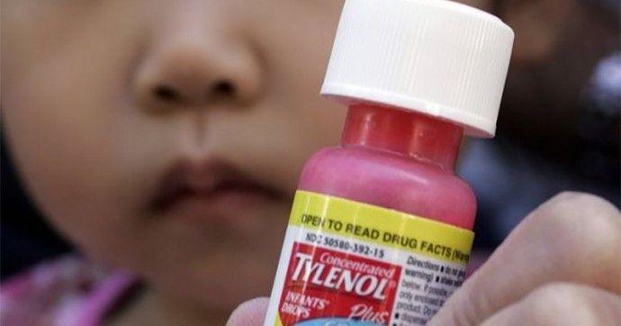 children's medicine recall