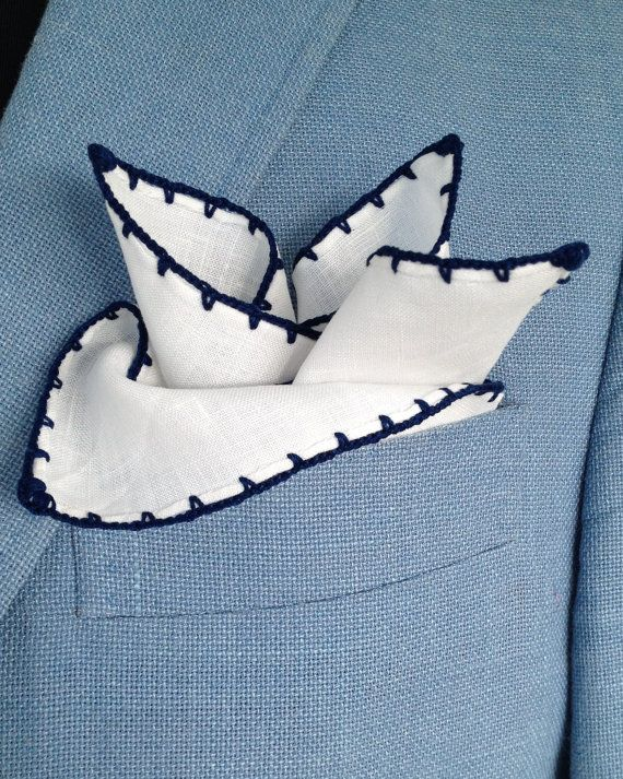 10 Great Pocket Square Brands on Etsy.
