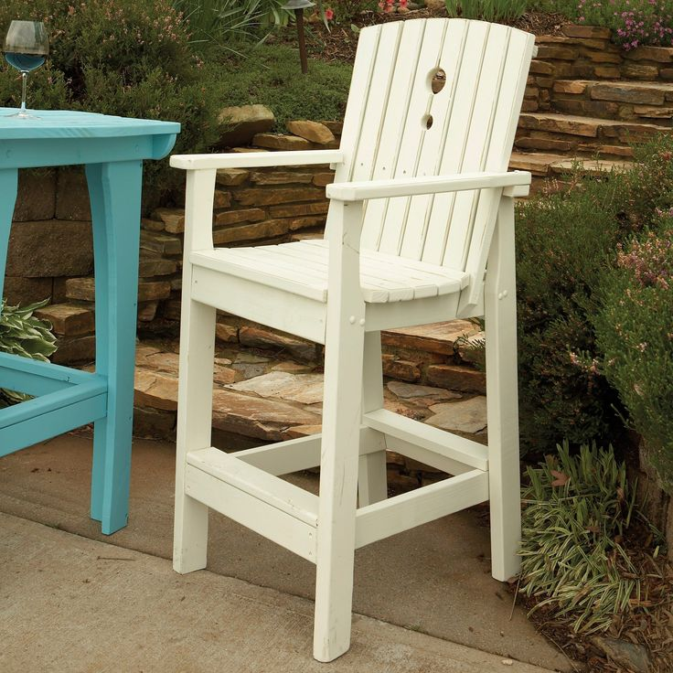 Uwharrie Chair Company Companion Collection Tall Dining
