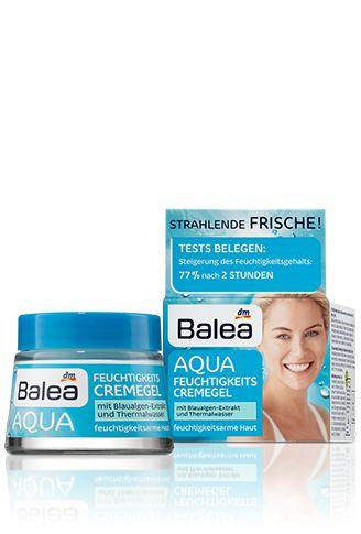 Balea Aqua Feuchtigkeitscreme-Gel
