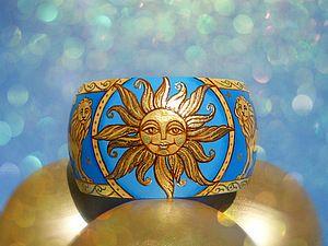 Как создавался браслет Солнце Венеции http://www.livemaster.ru/topic/131593-kak-sozdavalsya-braslet-solntse-venetsii?vr=1&inside=0