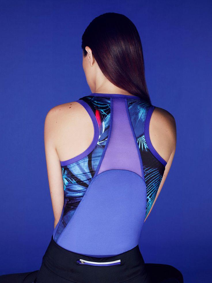 Oysho Gymwear Spring 2014 Collection