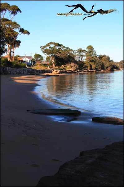 Ettalong Beach is a quiet little beach. It is very calm and is perfect for families.